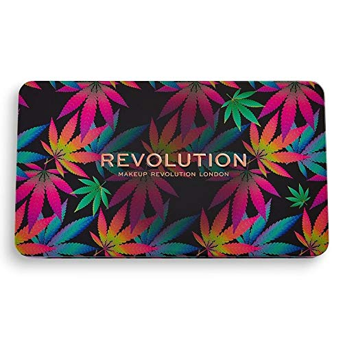 Makeup Revolution - Makeup Revolution Eyeshadow Palette, Chilled