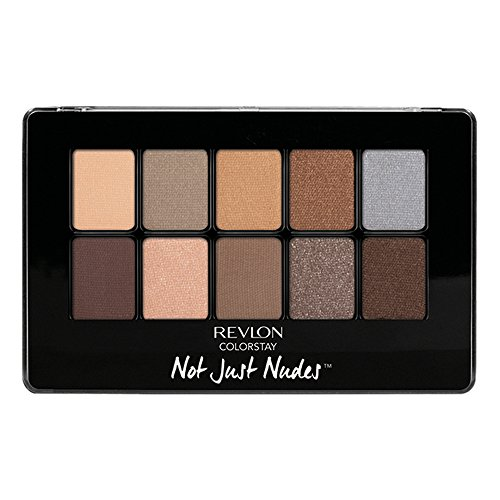 Revlon - ColorStay Not Just Nudes Shadow Palette, Passionate Nudes