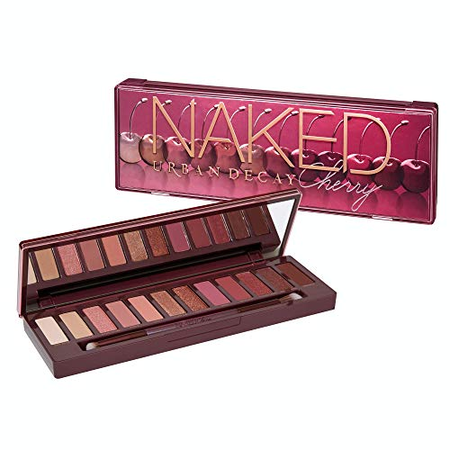 U r b a n D - Naked Cherry Eyeshadow Palette