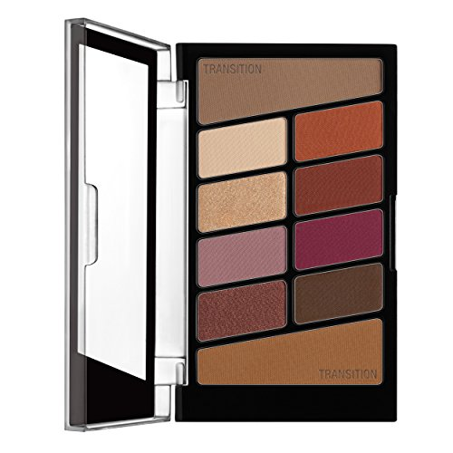 Wet N' Wild - Color Icon Eyeshadow 10 Pan Palette, Rose in the Air