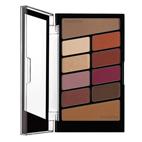 Wet N' Wild - Color Icon Eyeshadow 10 Pan Palette, Rose in the Air