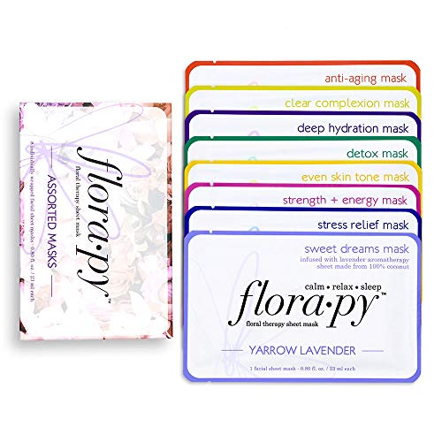 Florapy Beauty - Assorted Sheet Mask Set