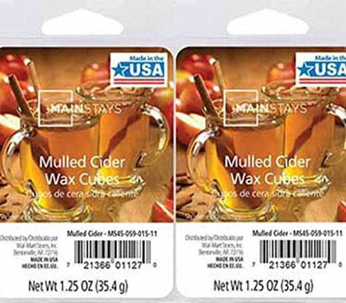 Mainstay - Wax Melts, Mulled Cider