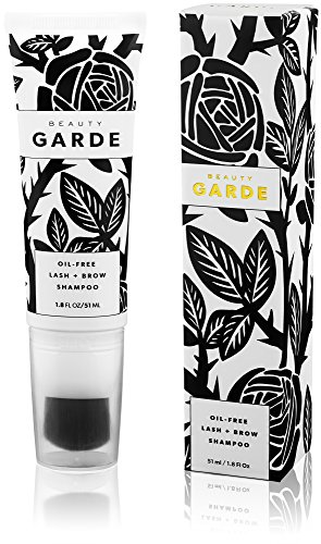 Beautygarde - Lash & Brow Shampoo - Eye Makeup Remover