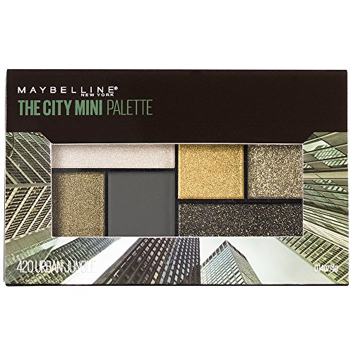 Maybelline - Maybelline The City Mini Palette, 420 Urban Jungle (Pack of 2)
