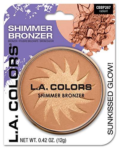 L. A. Colors - Shimmer Bronzer