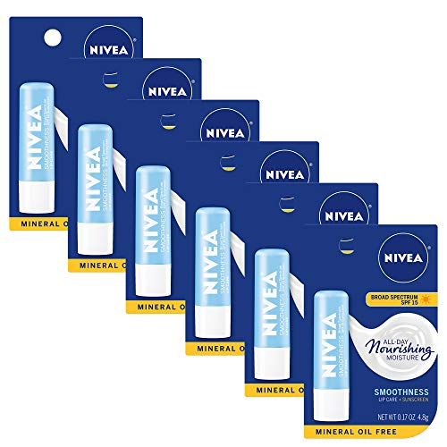 Nivea - Smoothness Lip Care SPF 15