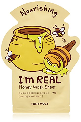 Tonymoly - I'm Real Honey Nourishing Mask Sheet