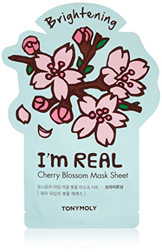 Tonymoly - I'm Real Rice Brightening Mask Sheet