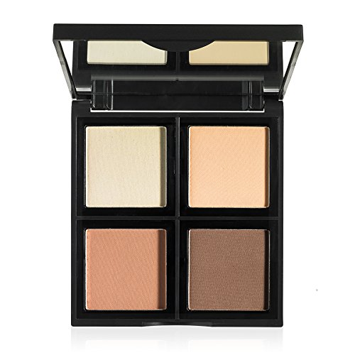 E.l.f Cosmetics - e.l.f. Contour Palette 83320 Light/Medium .56 oz