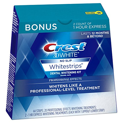 Crest - 3D Whitestrips