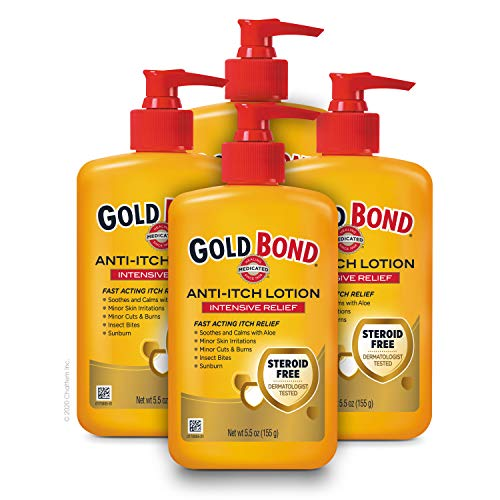Gold Bond - Gold Bond Anti-Itch Lotion - 5.5 oz, Pack of 3