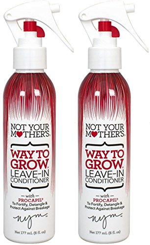 Not Your Mother's - Not Your Mothers Way To Grow Leave-In Conditioner, 6 Ounce (177ml)