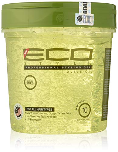 Eco Style - Eco Style Styling Gel, Olive Oil, 24 Ounce