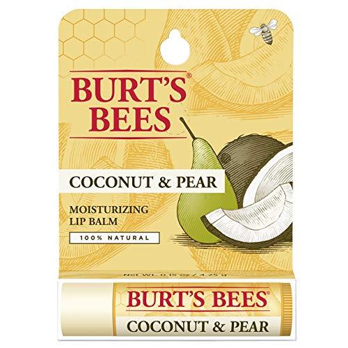 Burts Bees - Moisturizing Lip Balm, Coconut & Pear