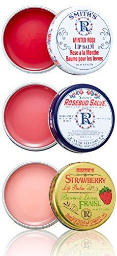 Smith's - Rosebud Three Lavish Layers Lip Balm