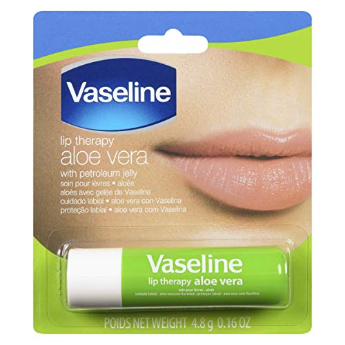 Vaseline Lip Therapy Aloe Vera Lip Balm