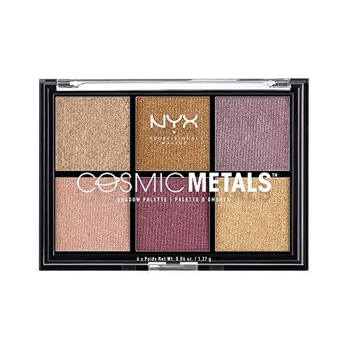 NYX - Cosmic Metals Shadow Palette