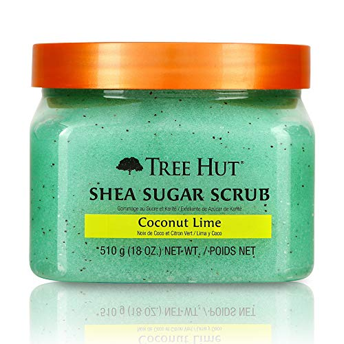 Tree Hut - Shea Sugar Scrub, Pear & Chia