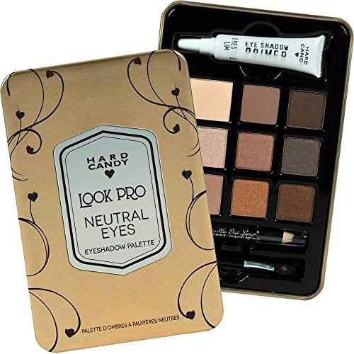 Hard Candy - Hard Candy Look Pro Tin Natural Eyes Neutral Eyeshadow Palette