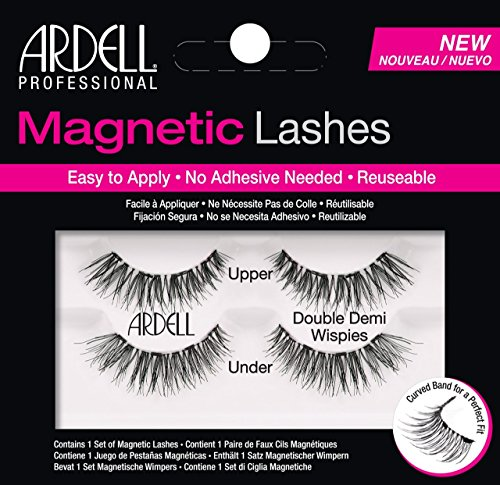 Ardell - Ardell Professional Magnetic Double Strip Lashes, Demi Wispies
