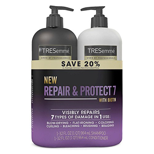 Tresemme - Tresemme Shampoo & Conditioner Repair & Protect 7 2Pk 32oz Bottles