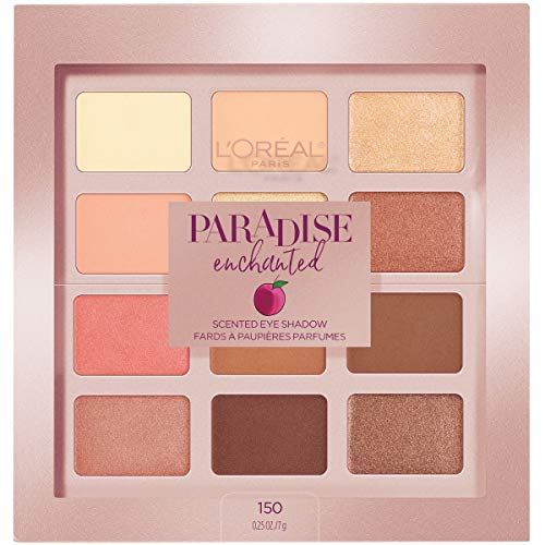 L'Oreal Paris - Paradise Enchanted Scented Eyeshadow Palette