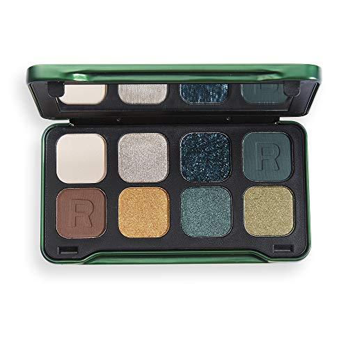 Makeup Revolution Makeup Revolution Eyeshadow Palette MINI, Forever Flawless Dynamic Everlasting