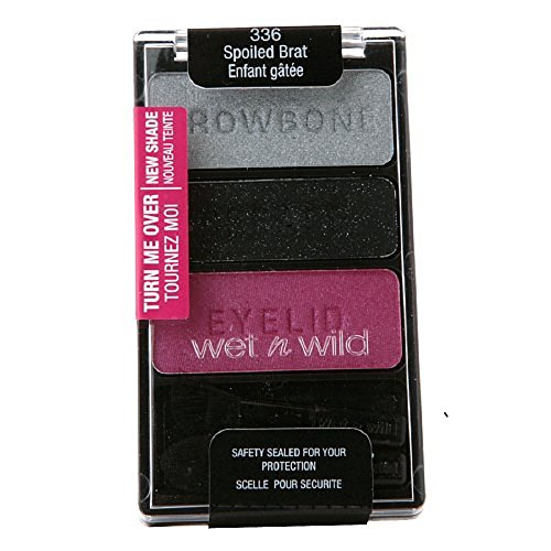 Wet N' Wild - Wet n Wild Color Icon Collection Eyeshadow Trio, Spoiled Brat [336], 1 ea