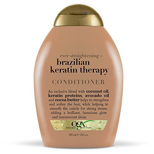 Organix - Organix Ever Straight Conditioner Brazilian Keratin Therapy 13 oz