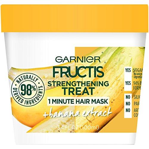 Garnier Strengthening Treat 1 Minute Hair Mask