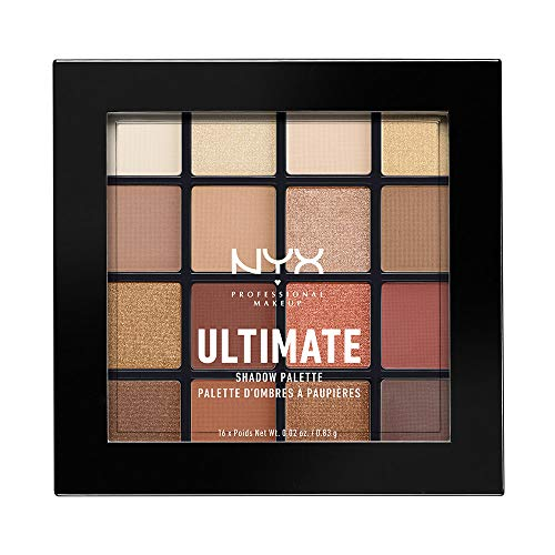 NYX - Utopia Ultimate Shadow Palette