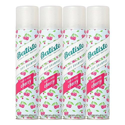 Batiste - Batiste Dry Shampoo, Cherry 6.73 oz (Pack of 4)