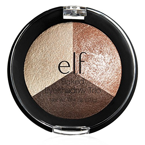 E.l.f Cosmetics - Baked Eyeshadow Trio Peach Please