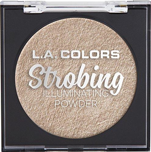 L. A. Colors - L.A. COLORS Strobing Illuminating Powder - Champagne