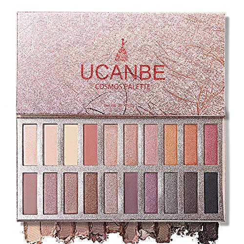 Ucanbe - Cosmos Nude Eyeshadow Palette
