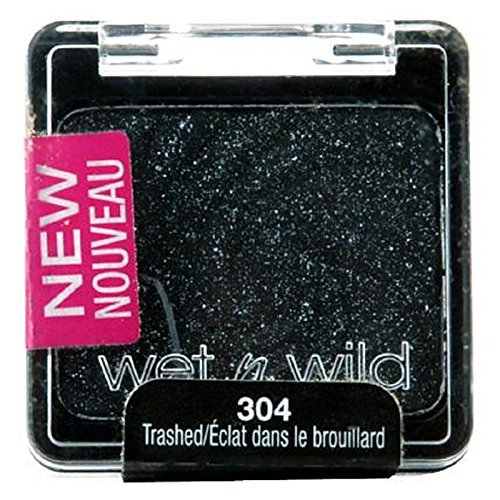 Wet N' Wild - Wet N Wild Glitter Single Eyeshadow, Trashed - 1 Pkg by Wet 'n Wild