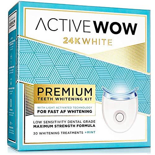 Active Wow - Teeth Whitening Kit