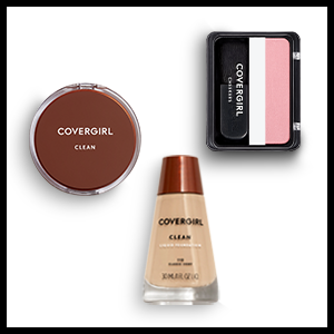 Covergirl - COVERGIRL Clean Normal Skin Foundation (packaging may vary) , 125 BUFF BEIGE