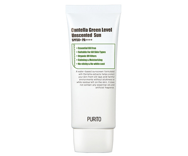 Purito - Centella Green Level Unscented Sun