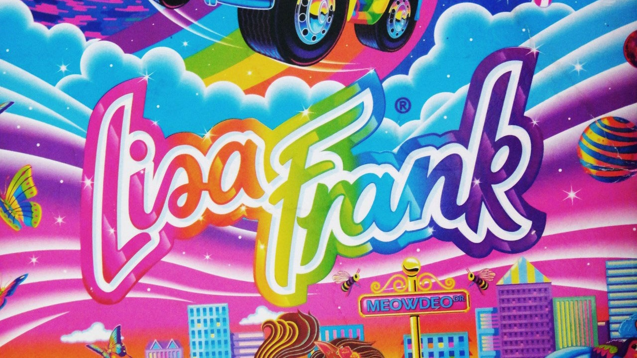 Lisa Frank - Lisa Frank x Glamour Dolls Eye-Shadow Palettes Are Coming