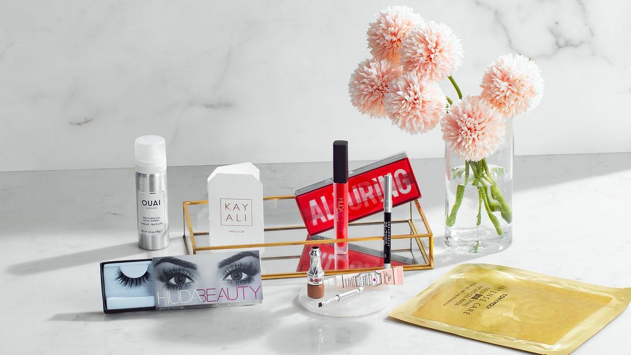 Huda Kattan - Huda Kattan Designed a Lipstick Shade Exclusively for Allure