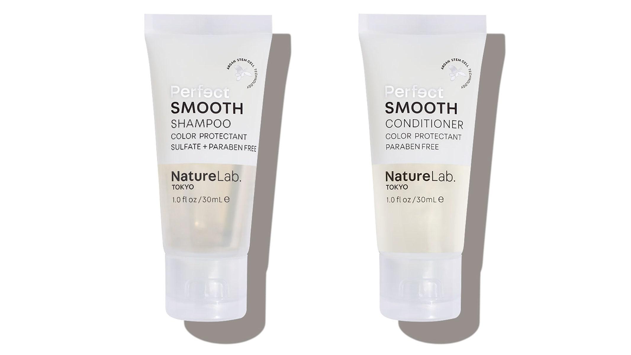 Naturelab - NatureLab Tokyo's Shampoo and Conditioner
