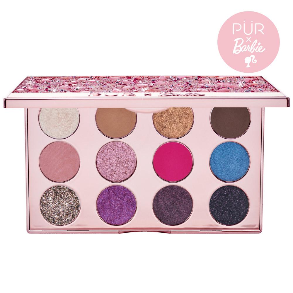 Barbie - PUR X BARBIE™ Endless Possibilities Signature Pressed Pigments Palette