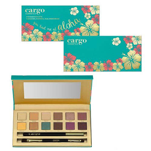 cargo - CARGO You Had Me At Aloha Eyeshadow Palette