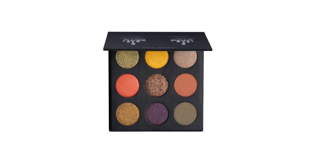 POPSUGAR Beauty - Kylie Cosmetics Halloween 2018 Palette