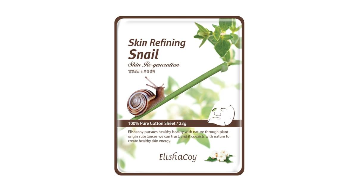 Elisha Coy - Skin Refining Snail Mask