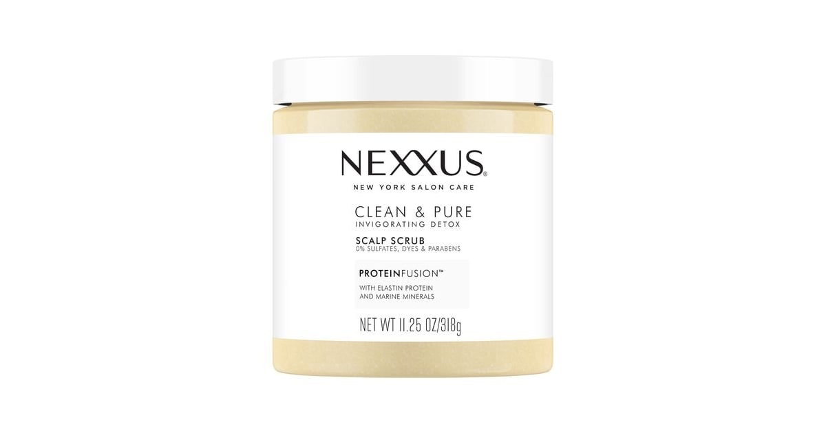 Nexxus - Clean & Pure Scalp Scrub