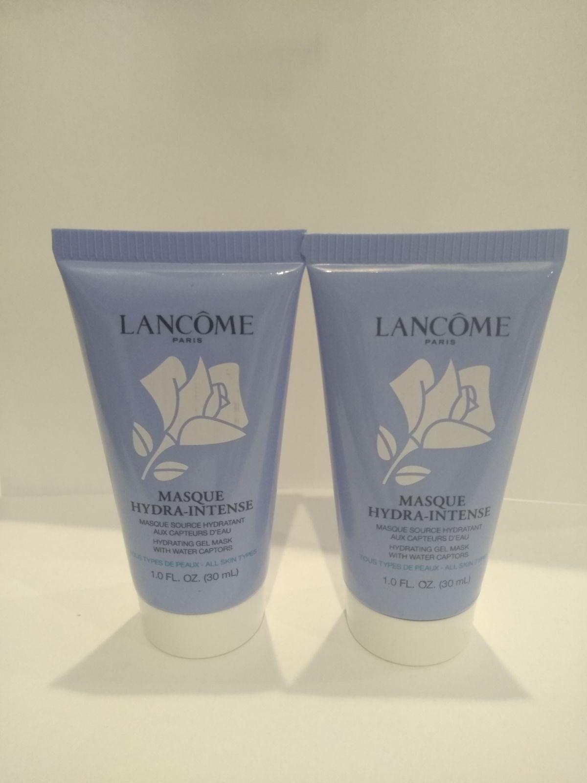 Lancome - 2 x LANCOME HYDRA-INTENSE GEL MASK