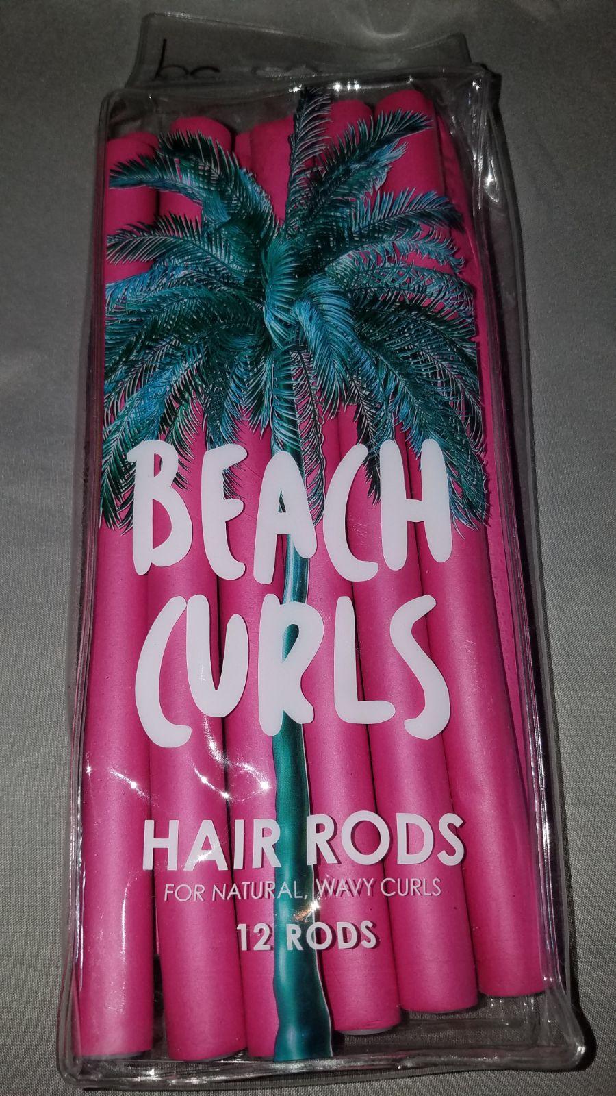 BC - Beach curls hair rods